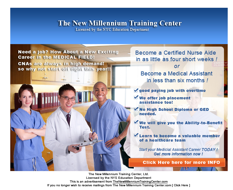 Medical Assistant Jobs In Staten Island New York