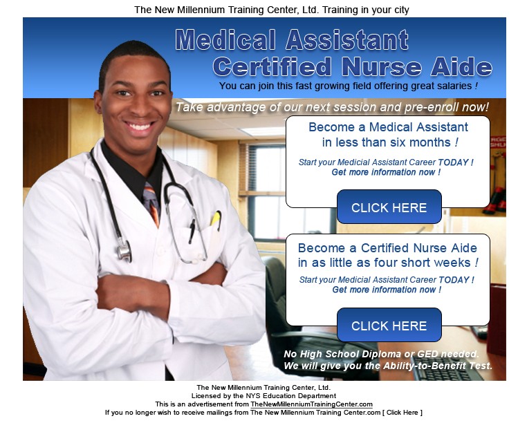 the new millennium training center - medical assistant training, Human Body